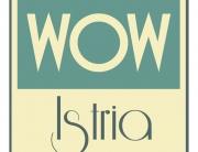 Oblikovanje logotipa za WOW Istria