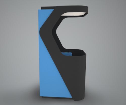 Skladiščno dvigalo za Gorenje
